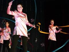 новогодний концерт студклуба 2010