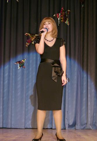 Екатерина Данилова. Лауреат студенческой весны - 2009